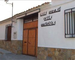 Casa Rural Villa Dulcinea, en Villalgordo del Júcar (Albacete)
