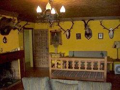 Casa Rural Los Galápagos, en Viso del Marqués