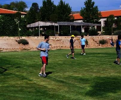 Centro de Vacaciones Sol Verde - Futbol