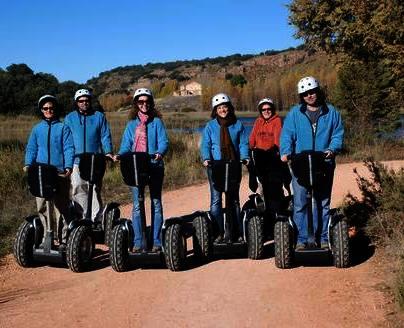 Empresa de Turismo Activo Ecodestinos -  Rutas Segway