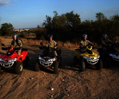 E.T.A. Paintball Almorox - Rutas en Quads