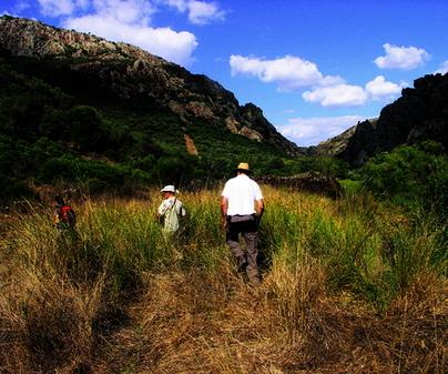 Empresa de Turismo Activo Natura Indómita - Turismo Hoz del Guadiana