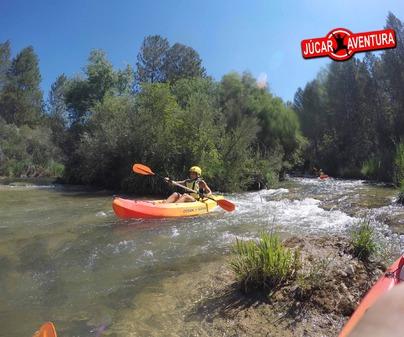 Empresa de Turismo Activo Júcar Aventura de Villalba de la Sierra