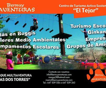 Turismo Activo Bernuy Aventuras-Actividades