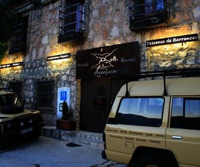 Empresa de Turismo Activo Avenjúcar en Alcalá del Júcar, Albacete