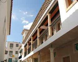 Hostal Milán I, en San Clemente (Cuenca)
