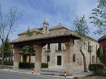 Hostal Hospedería San Juan Bautista (Lillo, Toledo)