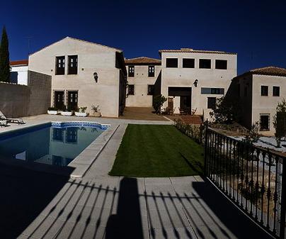 Complejo Rural Casa del Villar (Villar de la Encina)