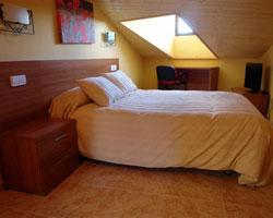 Hotel El Rosal, en Priego (Cuenca)