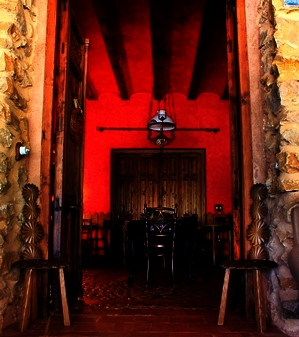 Hotel Cortijo Puente Faco, en Riopar.