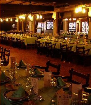 Hotel Mesón Don Quijote. Restaurante