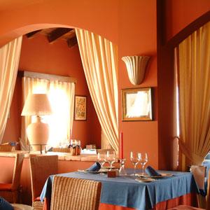 Hotel Olivar de las Mangas. Restaurante (Calzada de Oropesa)