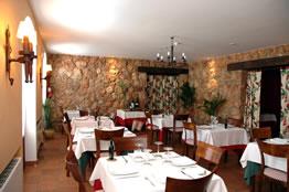 Restorant Valdeolivo (Hostería de Almagro Valdeolivo)
