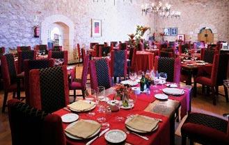 Restaurante Parador de Alarcón (Alarcón, Cuenca)