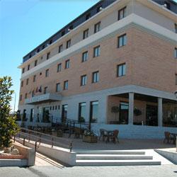 Hotel Hidalgo, en Esquivias (Toledo)