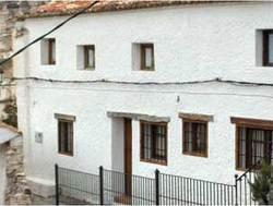 Casas-Cueva Dulcinea, en Alcalá del Júcar (Albacete)