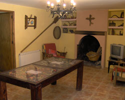 Alojamientos Rurales Singulares Casa del Águila Pequeña y Grande, en Riópar Viejo (Riópar, Albacete)