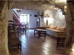 Alojamientos Rurales Singulares Casas-Cueva Molinos y Dulcinea, en Alcalá del Júcar (Albacete)