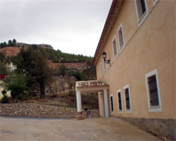 Albergue Rural El Mirador de Castillejo, en Castillejo del Romeral (Huete, Cuenca)