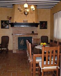 Explotación de Agroturismo Señorío de Monterruiz, en Casas de Santa Cruz (Villagarcía del Llano, Cue