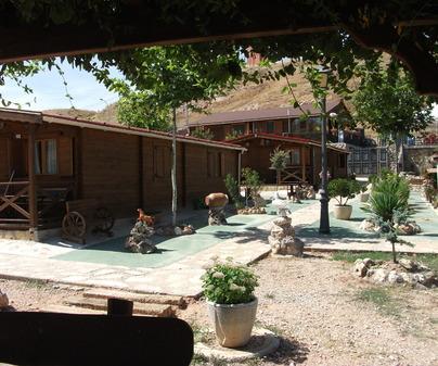 Centro Turismo Rural El Olivo, en La Peraleja