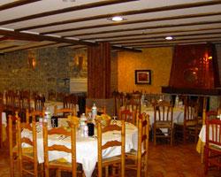Restaurante La Venta de los Montes, en Cañada del Hoyo (Cuenca)