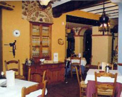 Restaurante Casa Milagros, en Villanueva de los Infantes (Ciudad Real)