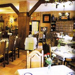 Restaurante La Mancha, en Ciudad Real