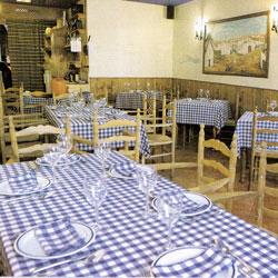 Restaurante Mesón El Ventero, en Ciudad Real