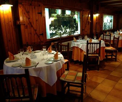 Restaurante Alhambra, en Tomelloso (Ciudad Real)