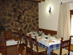 Restaurante Mesón Los Leones, en Viso del Marqués (Ciudad Real)