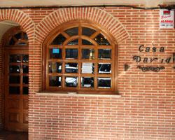 Restaurante Casa David, en Cifuentes (Guadalajara)