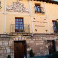 Restaurante Casa de los Gallos, en Cifuentes (Guadalajara)