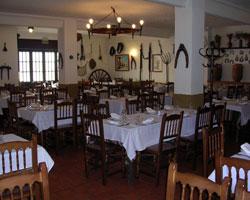 Mesón Restaurante Rincón Manchego, en Chinchilla de Montearagón (Albacete)