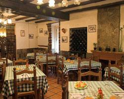 Restaurante Mesón El Sastre, en Socuéllamos (Ciudad Real)