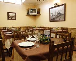 Restaurante El Pórtico, en Socuéllamos (Ciudad Real)