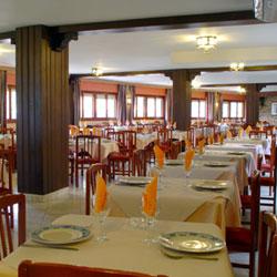Restaurante Felipe II, en Ayna (Albacete)