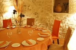 Restaurante El Borbollón, en Torrijos (Toledo)