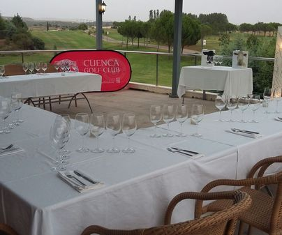 Restaurante Cuenca Golf Club de Villar de Olalla