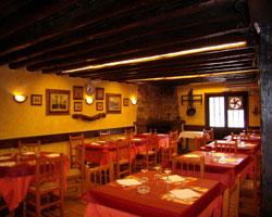 Restaurante Caraquiz, en Uceda (Guadalajara)