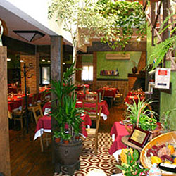 Restaurante Abrasador, en Almagro