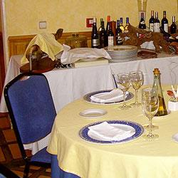 Restaurante Almanzor, en Ciudad Real