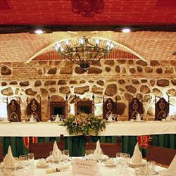 Restaurante Alfonso VI, en Toledo