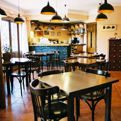 Restaurante Casona de Majaelrayo, en Majaelrayo