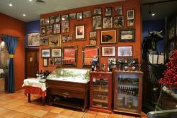 Restaurante Casa Pepe, en Carrión de Calatrava