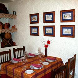 Restaurante Dalia, en Chinchilla de Montearagón
