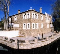 Restaurante El Molino, en Tinajas (Cuenca)
