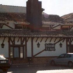 Restaurante El Vasco, en Villarrubio