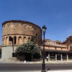 Restaurante El Ábside, en Toledo