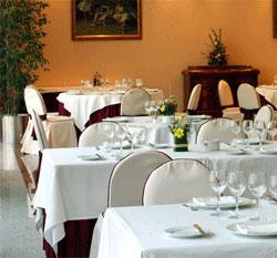Restaurante El Infantado, en Guadalajara